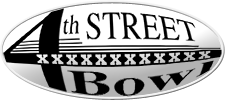 4th Street Bowl Logo